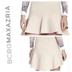 BCBG MAXAZRIA Bare Pink Skirt (Evelyn)